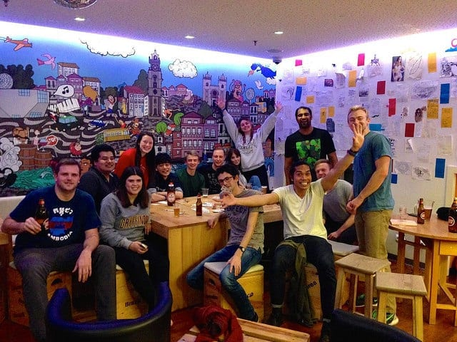 Looking for the best hostels for solo travelers? Make sure they have a common room!