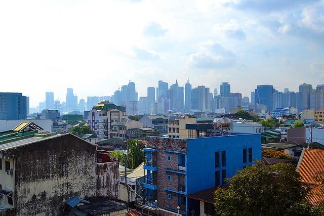 The Skyline of Manila - Should You Visit Manila