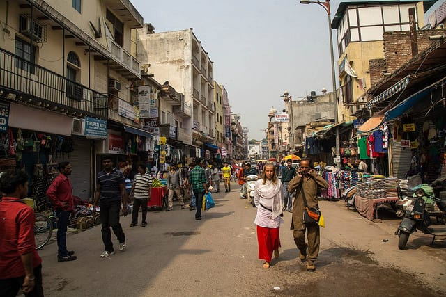 Travel Tips for India - Stay Safe