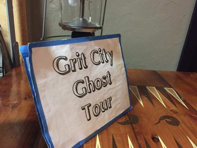 Boos and Booze Tour - A Pretty Gritty Tour that combines a Seattle ghost tour with beer!