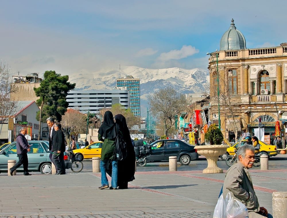 visiting tehran iran - Solo Female Travel in Iran