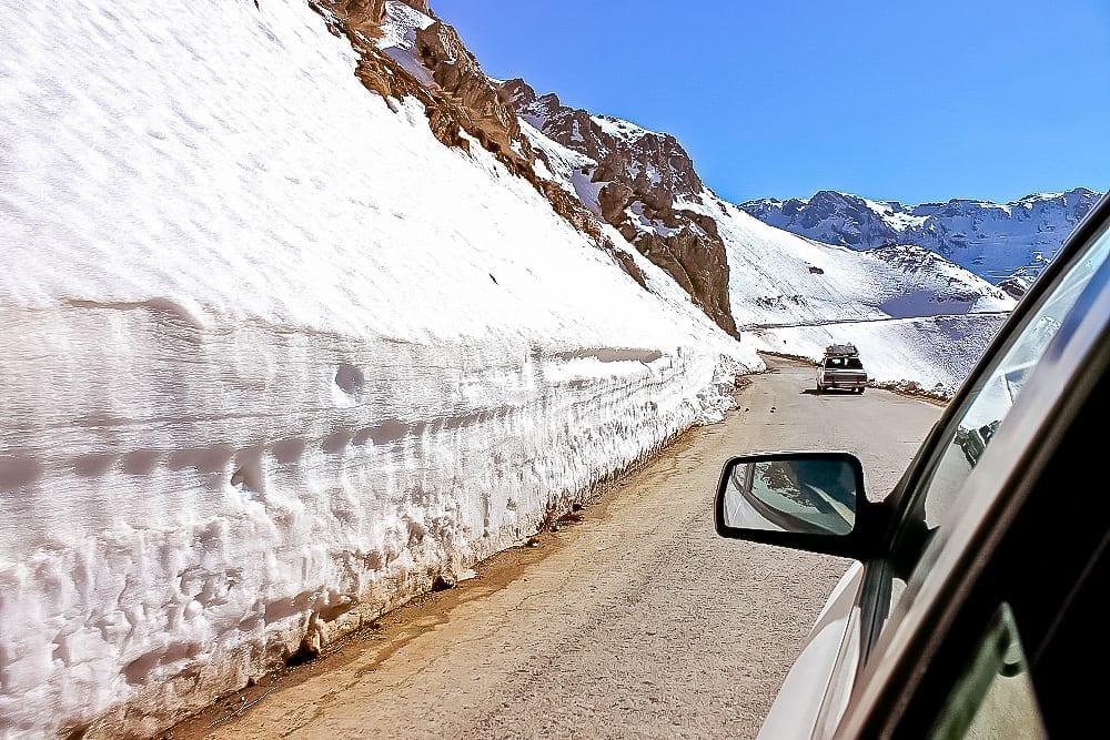 The Drive to Kurdistan - Solo Female Travel in Iran