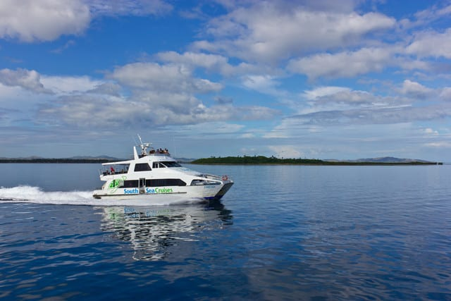 SouthSea Cruises are a Great Way to Explore Fiji on a Budget