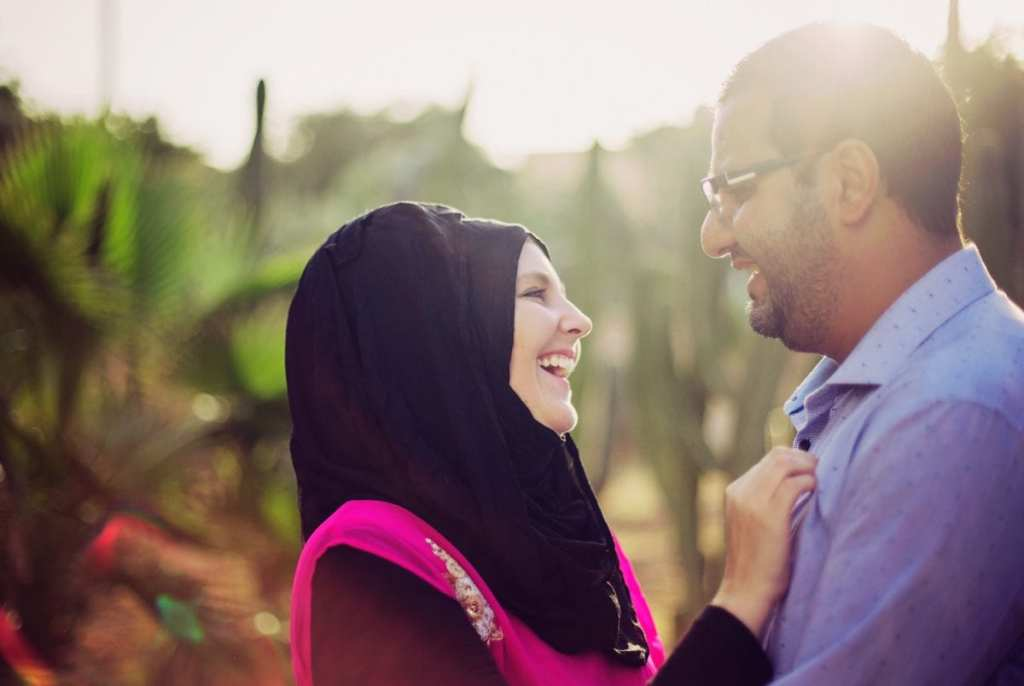 Maroc Mama and her Husband - Positive Experiences in Muslim Countries