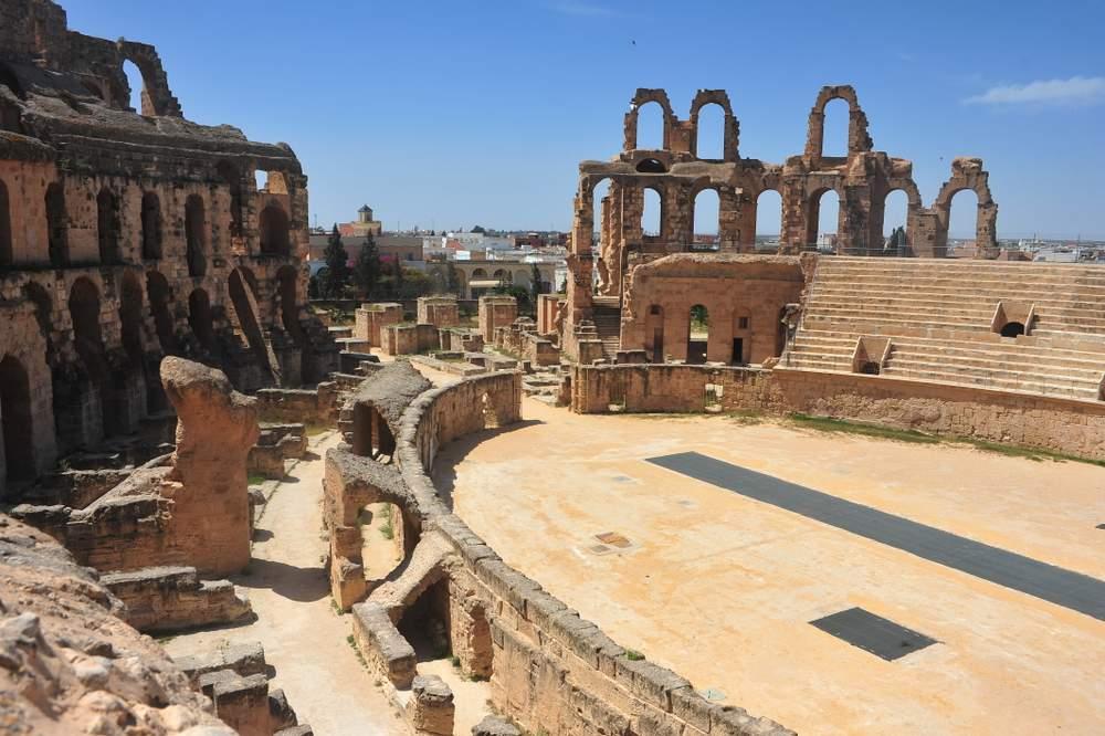Roman Ruins in Tunisia - Positive Experiences in Muslim Countries