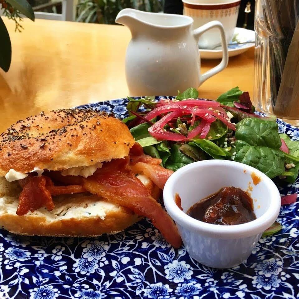 Queen of Tarts in Dublin - Where to Eat in Dublin