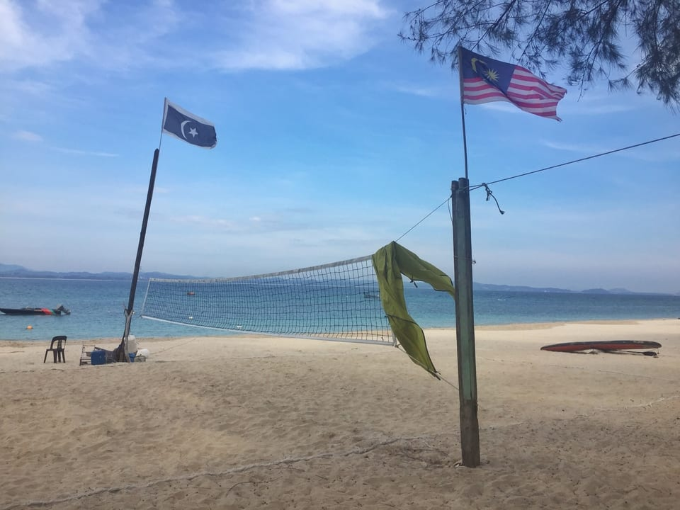 Get in Some Serious Beach Time on Kapas Island, Malaysia