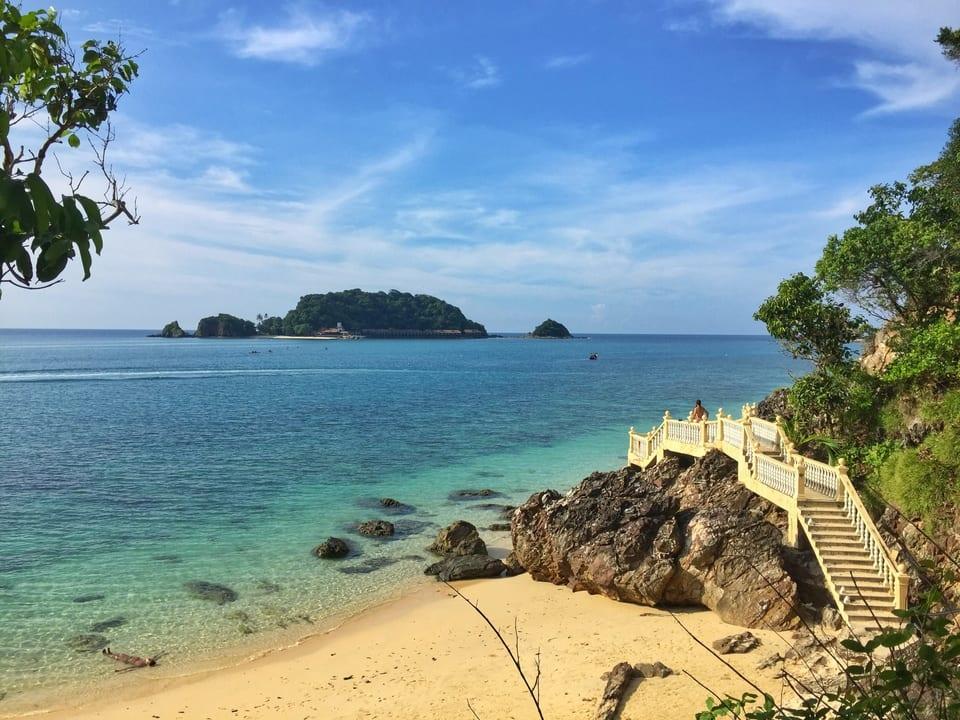 How to Get to Kapas Island, Malaysia