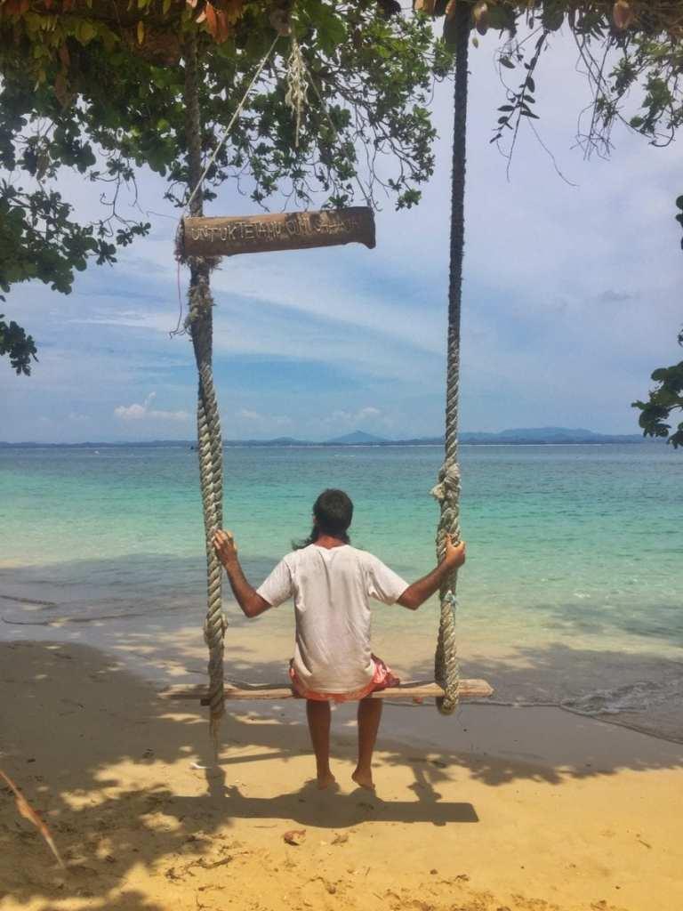 Where to Eat on Kapas Island, Malaysia