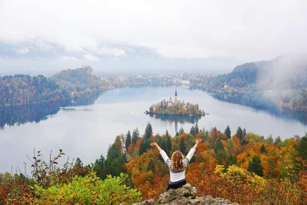Seeing Slovenia - Traveling Europe on a Budget