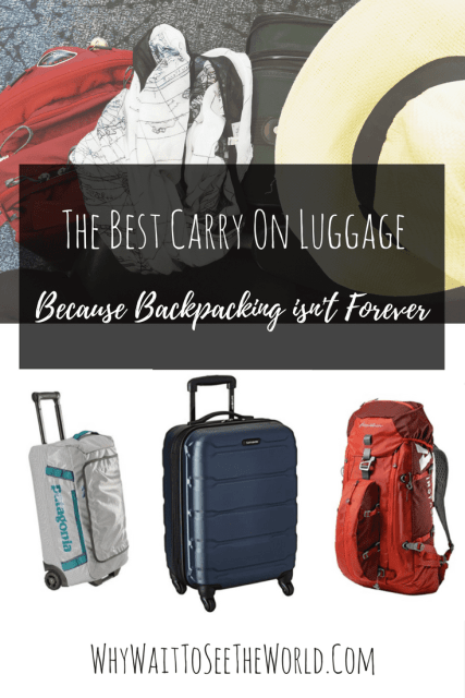 The Best Carry On Luggage