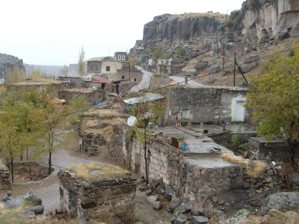 A Village in Rural Turkey - Get Your Graduate Degree in Europe