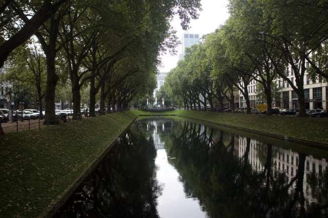 Exploring Dusseldorf - Things to do in Dusseldorf