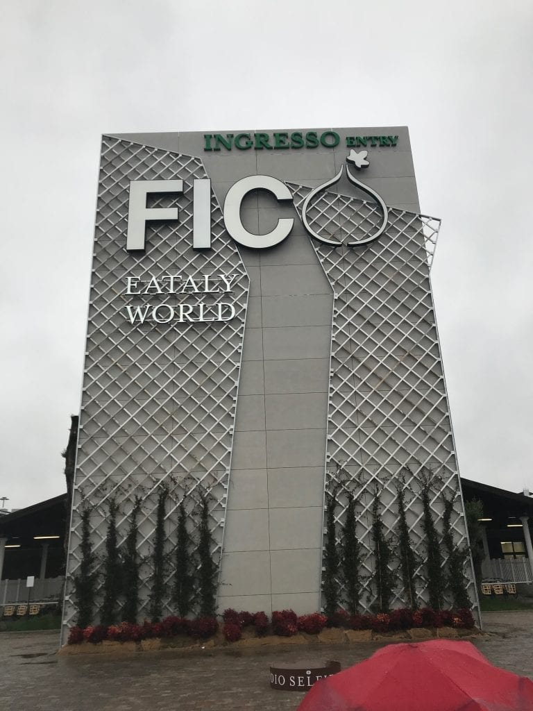 Exploring Fico Eataly World in Bologna