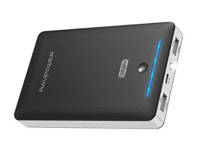 Image of RavPower Batter Pack - Best Gifts for Travelers Who Love Tect