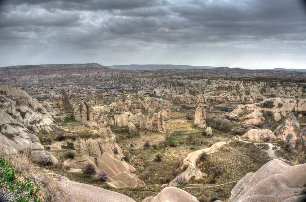 The Rock Formations of Cappadocia - Istanbul and Cappadocia in Beautiful Photos