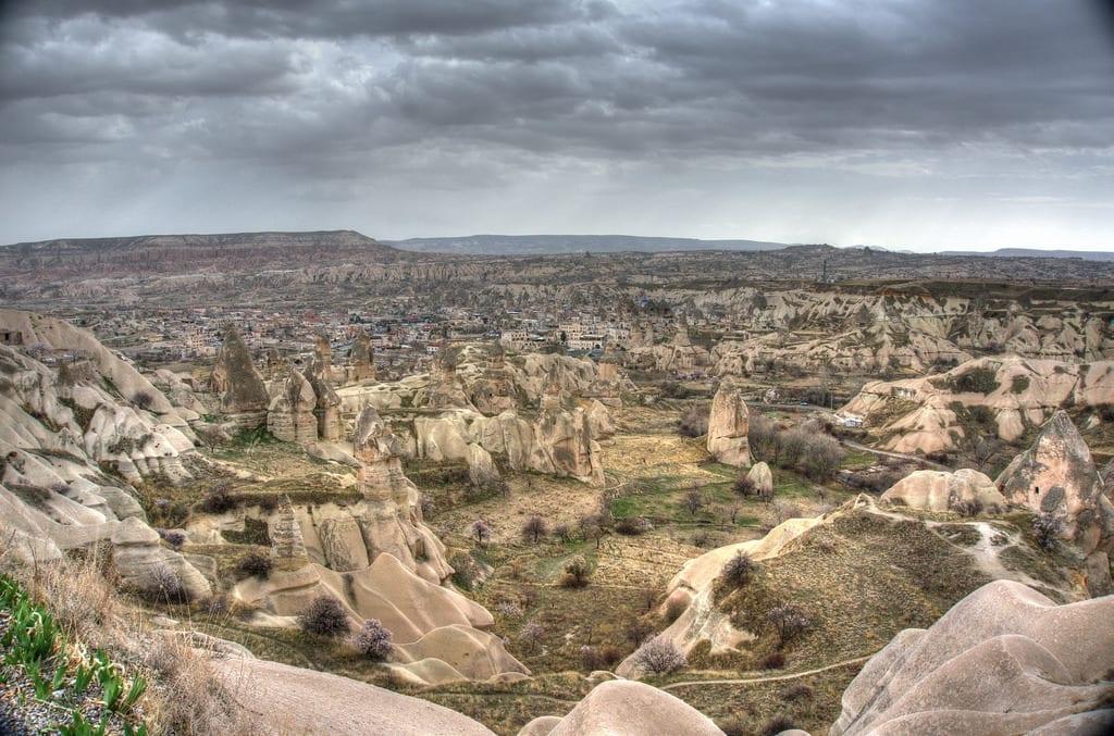 The Rock Formations of Cappadocia - Istanbul and Cappadocia in Beautiful Photos