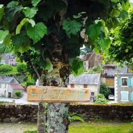 Jardin sign La Creuse