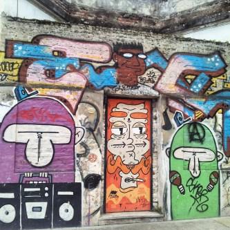 street artist animation