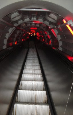 escalator Atomium