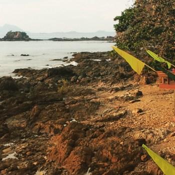 beach view Corwn Lanta