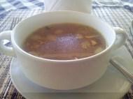 Bali broth soup