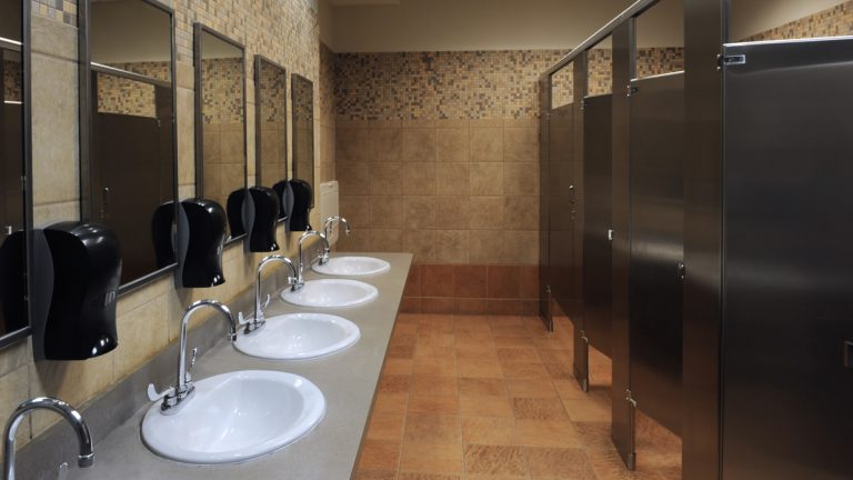 You do what in your workplace bathroom You might not be