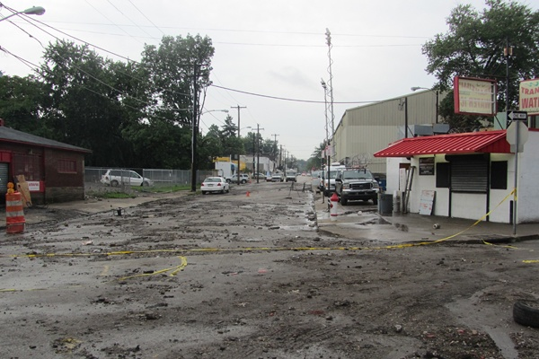 Germantown flash flood proved deadly as well as damaging - WHYY