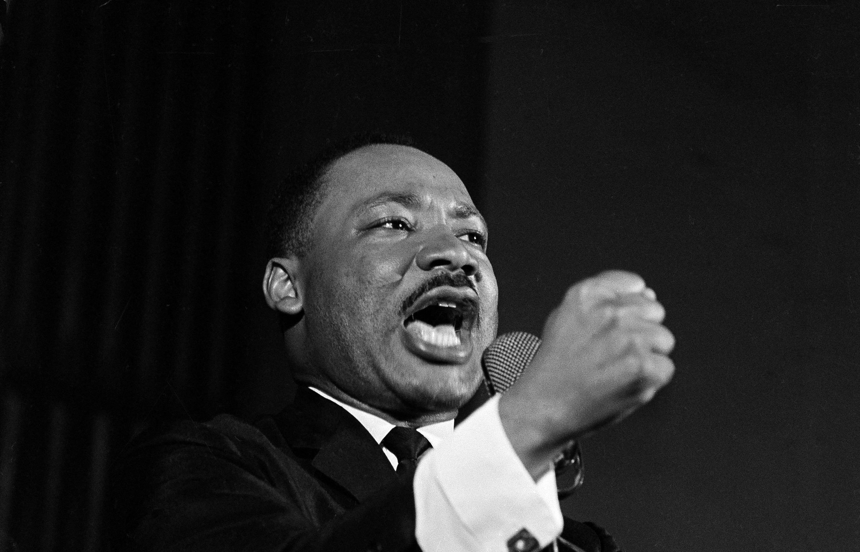 Martin Luther King On The Craven Republican Silence