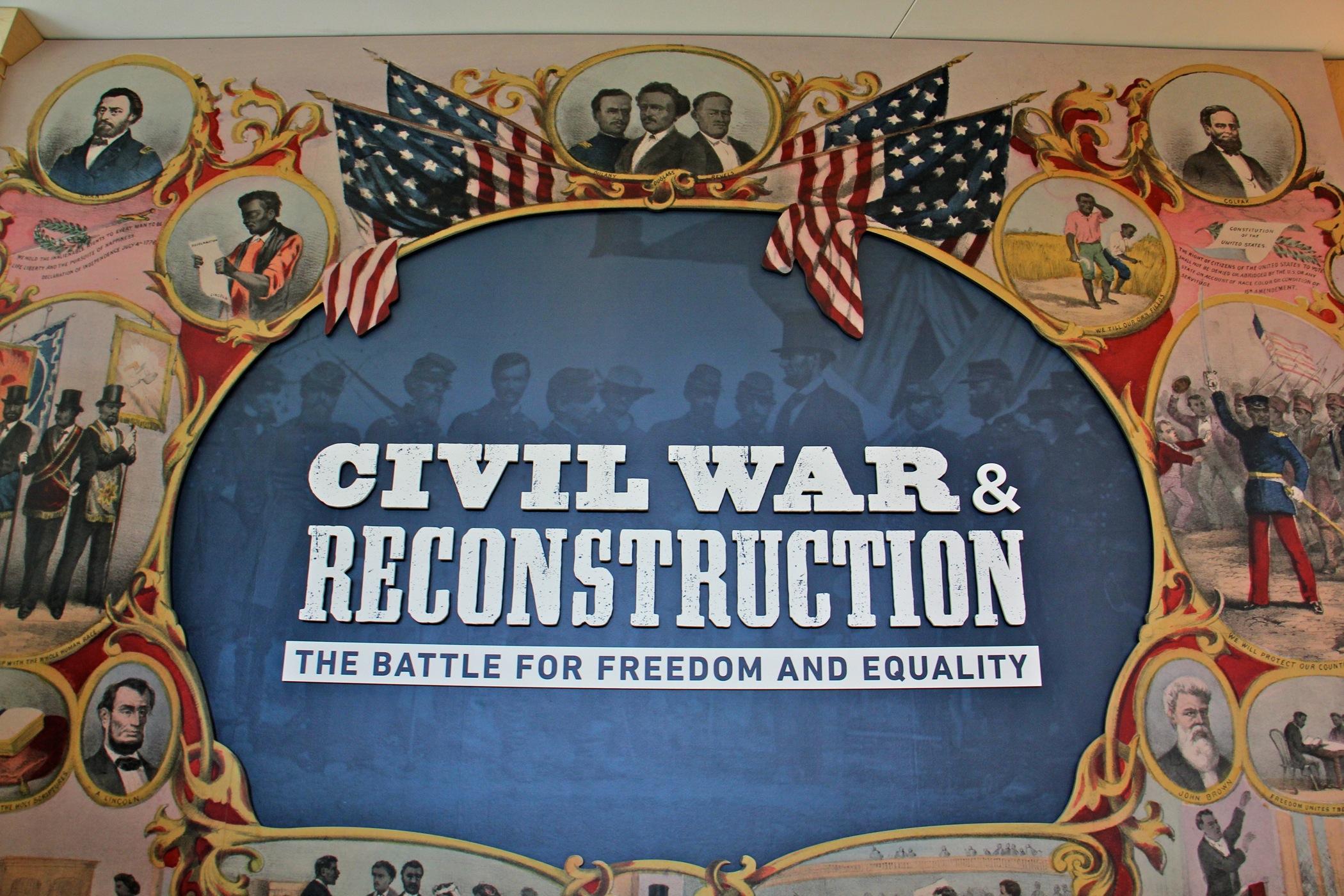 National Constitution Center Refocuses On Civil War