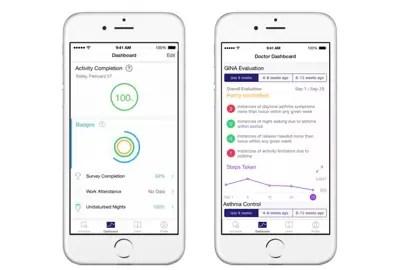 Apple HealthKit asthma-monitoring app arrives in the UK