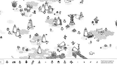 Gallery: Hidden Folks is a beautiful, hand-drawn Where's