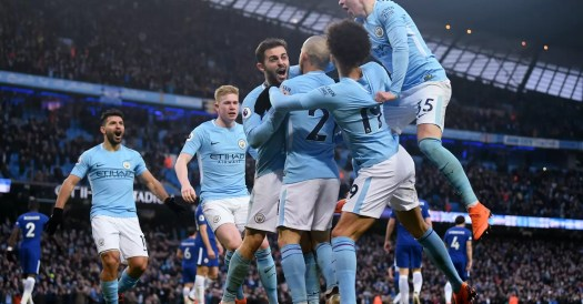 The stats that show why Man City will retain the Premier ...