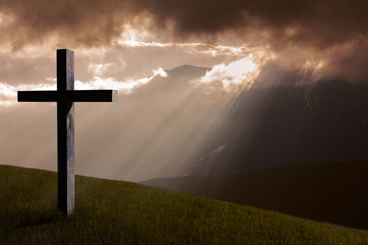 jesus christ cross christian