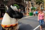 Kung Fu Panda atakuje!