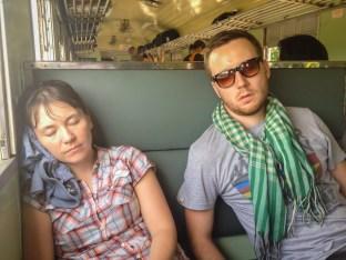 W drodze do Bangkoku