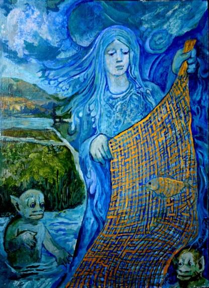 Boginie słowiańskie - Wodyca