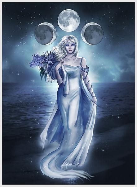 the-moon-goddess