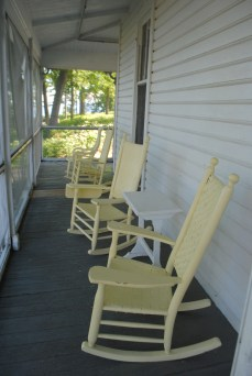 Mayflower Porch