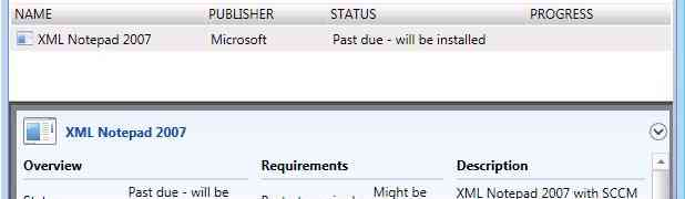 Deploy Applications in SCCM 2012