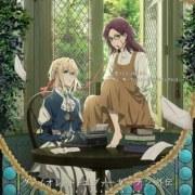 Anime Violet Evergarden Side Story Akan Rilis Di Indonesia Pada Tanggal 29 Januari 11