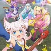 Anime Show By Rock!! Mashumairesh!! Akan Memiliki 12 Episode 2