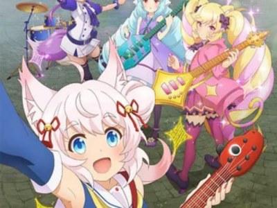 Anime Show By Rock!! Mashumairesh!! Akan Memiliki 12 Episode 12