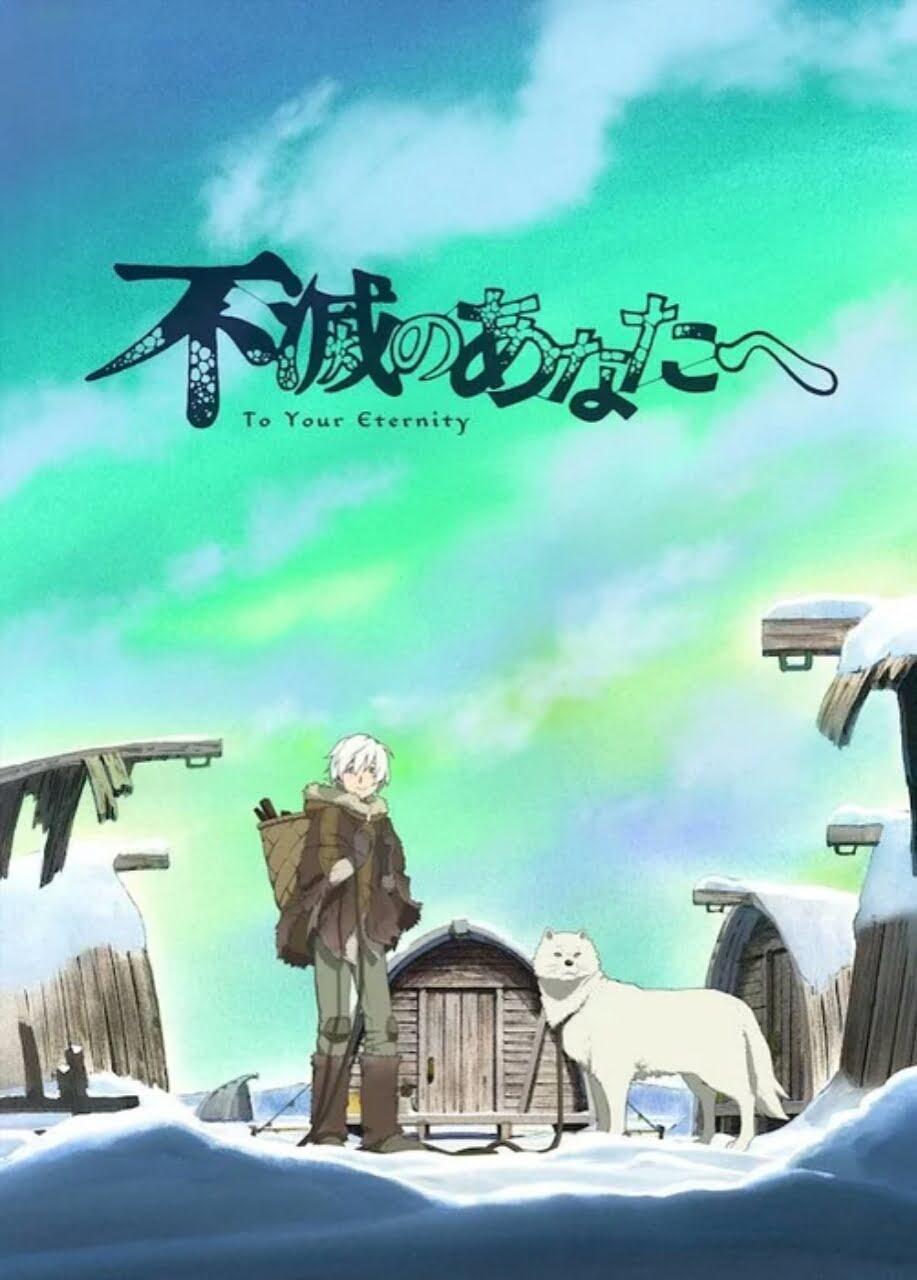 "Manga ""To Your Eternity"" Karya Yoshitoki Oima Dapatkan Anime TV Pada Bulan Oktober 2"