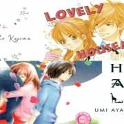 "Elex Media Menerbitkan Manga ""Lovely Housemaid"" Dan ""HAL"" 18"
