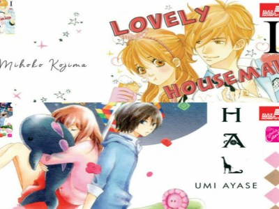 "Elex Media Menerbitkan Manga ""Lovely Housemaid"" Dan ""HAL"" 17"