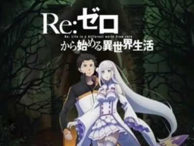 Anime TV Re:ZERO Season 2 Ungkap Pembawa Lagu Temanya 42