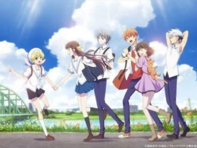 Season Ke-2 Anime Fruits Basket Akan Tayang Pada Musim Semi 2020 59