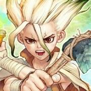 Manga Dr. Stone Dapatkan Novel Ke-2 Pada Tahun 2020 11