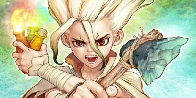 Manga Dr. Stone Dapatkan Novel Ke-2 Pada Tahun 2020 123
